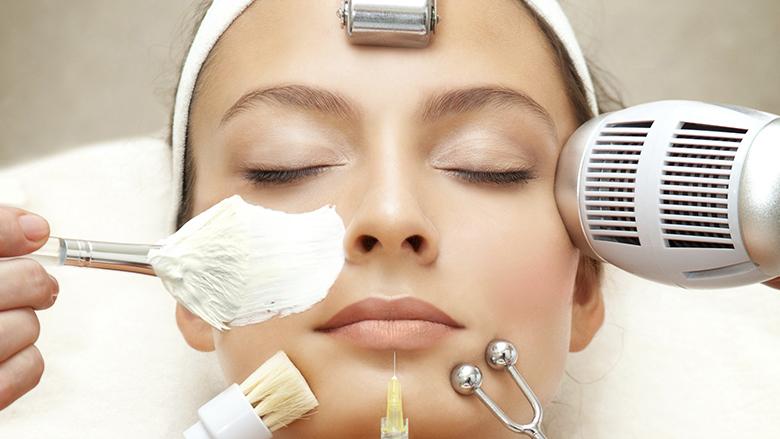 Various Facial Treatment