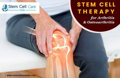 Stem Cell Treatment for Arthritis and Osteoarthritis
