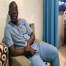 Professor Nicholas Ghana, Africa Vision Loss